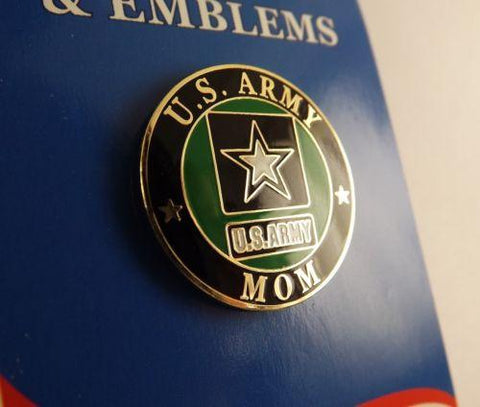 BRAND NEW Lapel Pin United States Army MOM