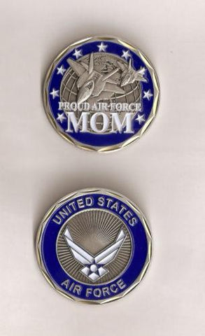 PROUD AIR FORCE MOM Gift Pack