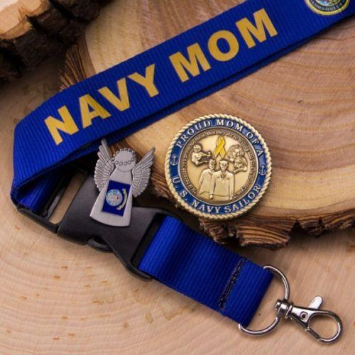 Navy Mom Gift Pack - MotherProud