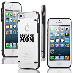 Marine Mom Iphone Case Cover for 5 5s 6 6s Plus