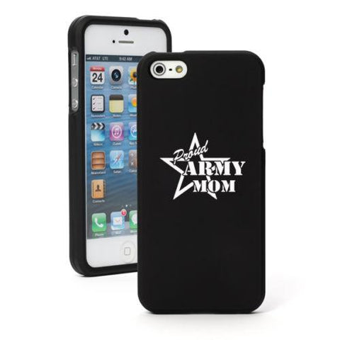 Proud Army Mom Iphone Case for 4 4S 5 5S 5c 6 6 Plus