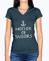 Proud Navy Mom GOT Parody T-shirts