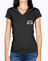 Proud Navy Mom My Son & Hero T-shirts