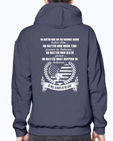 Proud National Guard Mom No Matter T-shirts