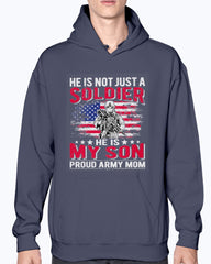 Proud Army Mom Not Just T-shirts