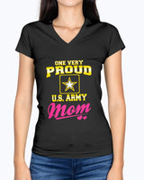 Proud Army Mom One Very Proud T-shirts