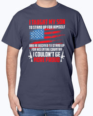 US Military Mom Couldn't More Proud T-shirts