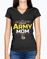 Proud Army Mom United States T-shirts