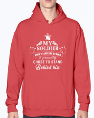Proud Army Mom Chosen T-shirts
