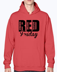 RED Friday All Styles