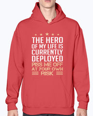 Proud Military Mom Piss Me Off T-shirts