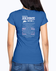 Proud Air Force Mom Might Be T-shirts