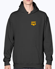 Proud Army Mom Scary T-shirts