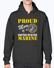 Proud Mom of a US Marine T-shirts