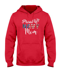 Proud Military Navy Mom T-shirts