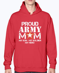 Proud Army Mom My Soldier My Hero T-shirts