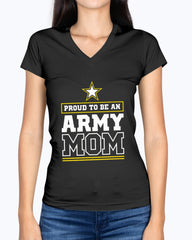 Proud Army Mom To Be T-shirts
