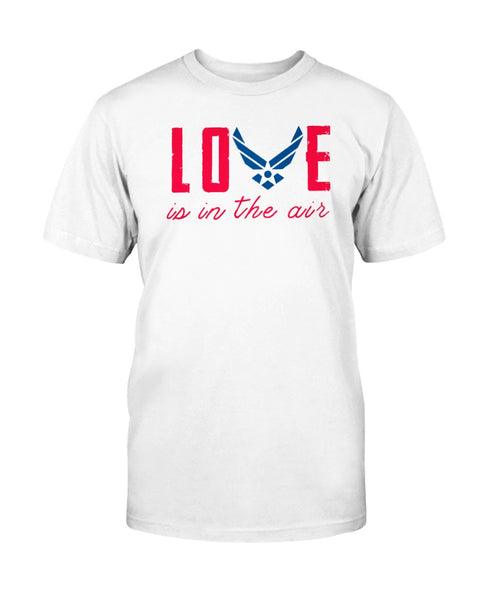Air Force Parent Love Is In T-shirts