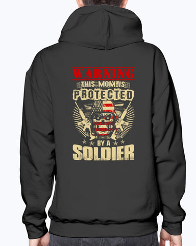 Proud Army Mom Protected By T-shirts