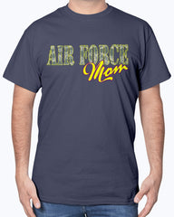 Proud Air Force Mom Camo T-shirts