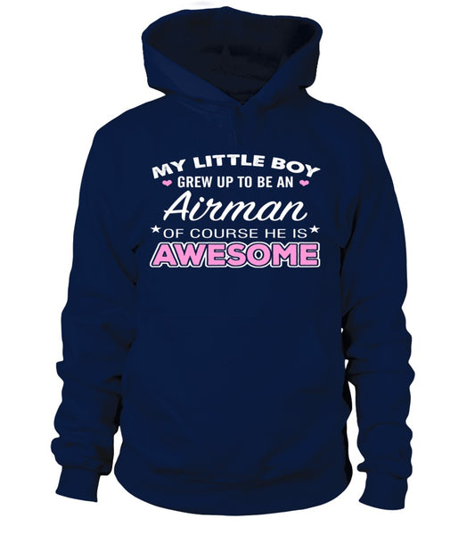 Air Force Mom Awesome T-shirts