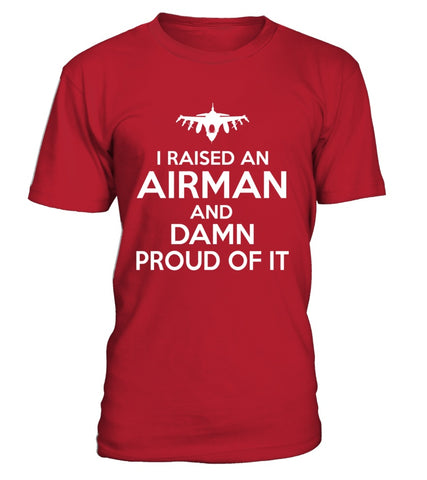 Air Force Mom Damn Proud Of It