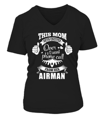 Air Force Mom Gets Excited T-shirts