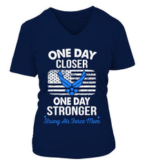 Air Force Mom One Day Closer T-shirts