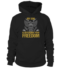 Air Force Mom Your Freedom T-shirts