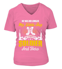 Army Mom No Longer T-shirts