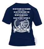 Shirt - Marine Mom - He Will Always My Baby