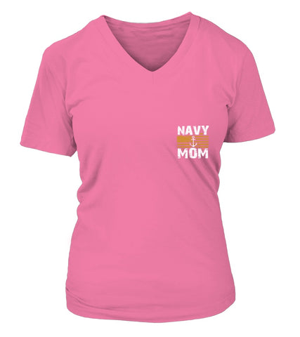 Navy Mom 2 Percent Of Americans T-shirts