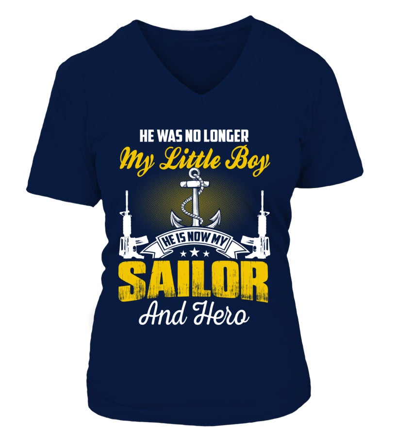 Shirt - Navy Mom No Longer T-shirts