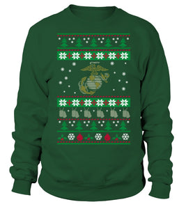 Shirt - U.S. Marine Christmas T-shirts