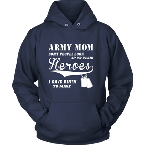 Army Mom Gave Birth To Hero - MotherProud