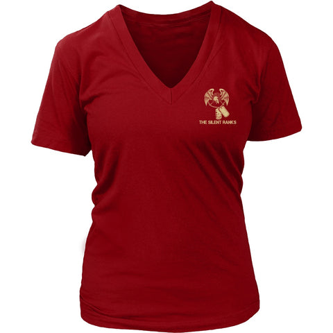 Army Mom The Silent Ranks Shirts