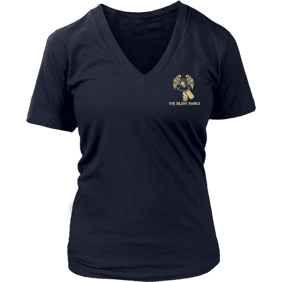 T-shirt - Army Mom The Silent Ranks Shirts