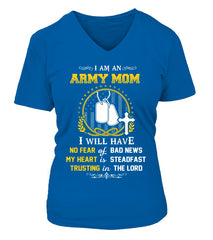 Army Mom Trusting In The Lord