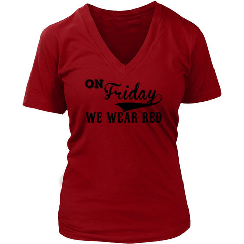 Marine Mom - On Friday We Wear Red