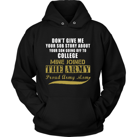My Son Joined The Army Tees, V-necks, Hoodies