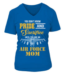 Until You Are An Air Force Mom