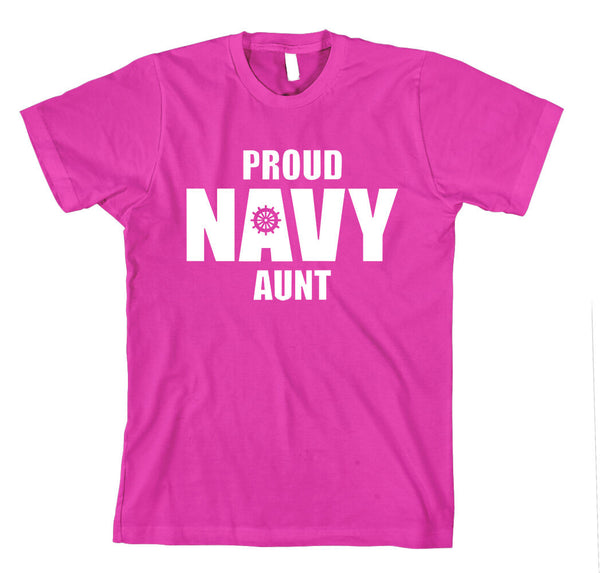 Proud Navy Mom T-shirts