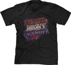 Proud Army Grandpa T-shirts