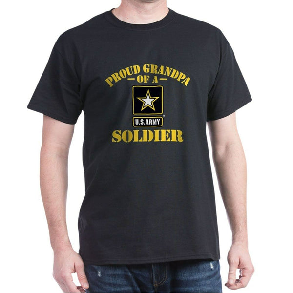 Proud Grandpa of A U.S Army Soldier T-shirts
