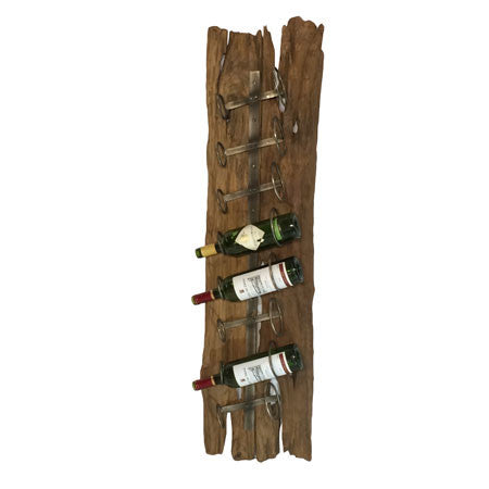 Root 8 Bottle Wine Holder