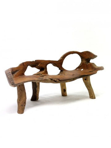 Rustic Wooden Bench Large 1800mm