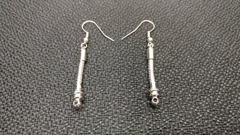 Pandora Style Earring Component