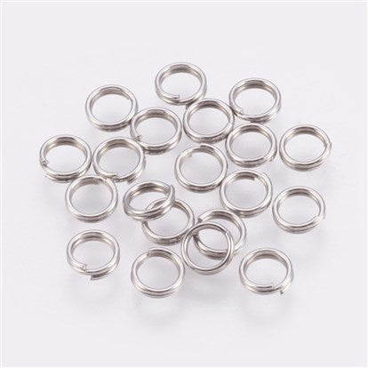 Stainless Steel Split Rings