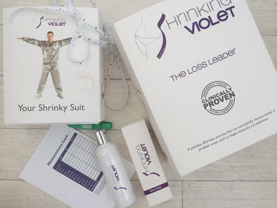 New Inch Loss Product Launch From Shrinking Violet