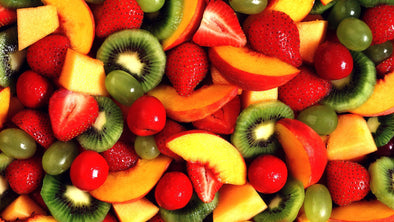 Healthy Eating Tip 3: Fill Up On Colourful Fruits And Vegetables